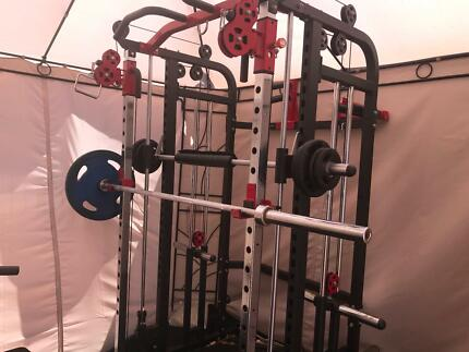 Home gym - f70 multi functional trainer