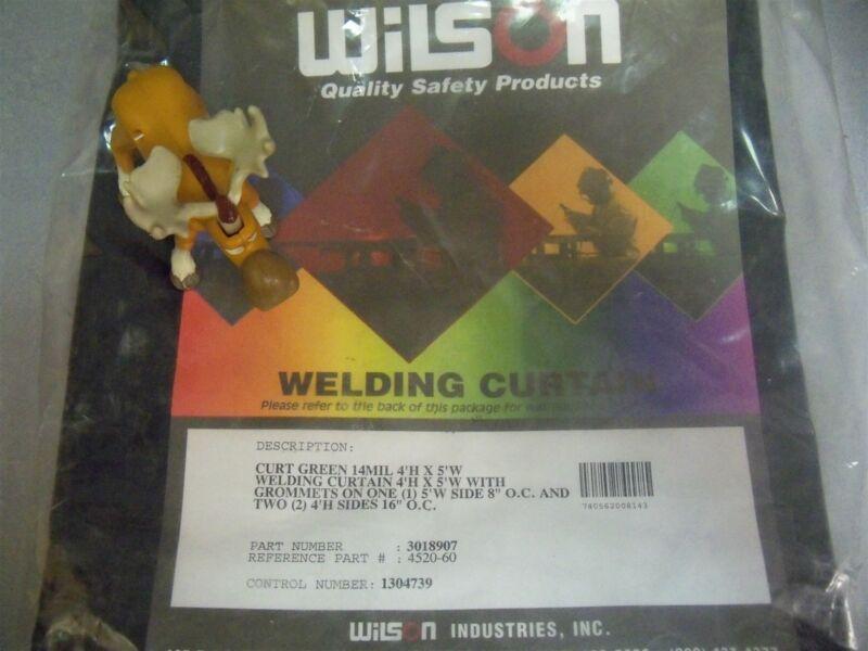 Wilson 4520-60 Welding Curtain Green 4