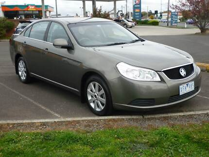 From only $45 p/week on finance* 2009 Holden Epica CDXi Sedan
