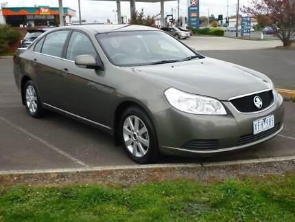 From only $45 p/week on finance* 2009 Holden Epica CDXi Sedan Wendouree Ballarat City Preview