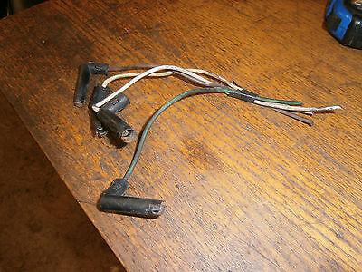 water pre heater connectors wires glow plug renault master vauxhall movano van