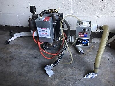 Dentalez Customair Dental Vacuum Equipment Pump Model Cv 101