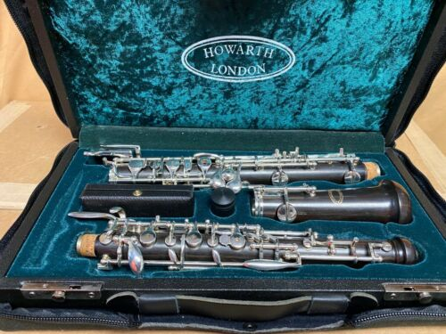 Howarth S40C Conservatory Graduate Oboe Wood New!