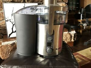 Breville juicer, food processor, blender BJE510XL model