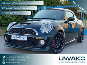 MINI JCW COUPE/SPORT/WIRED/DAB/NAVI/XENON/AMBIENT/LED