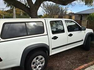 2007  4 x 4 Holden Rodeo Ute Osborne Park Stirling Area Preview