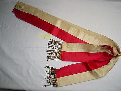 alte Scherpe , Rot-Weiß , 2