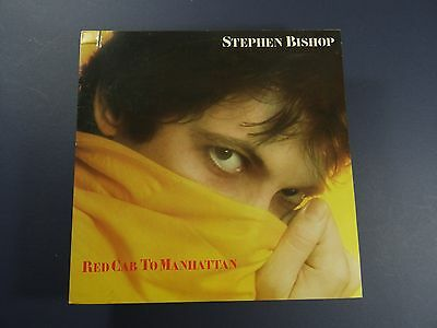 Stephen Bishop - Red Cab To Manhattan (Warner Bros. BSK 3473)