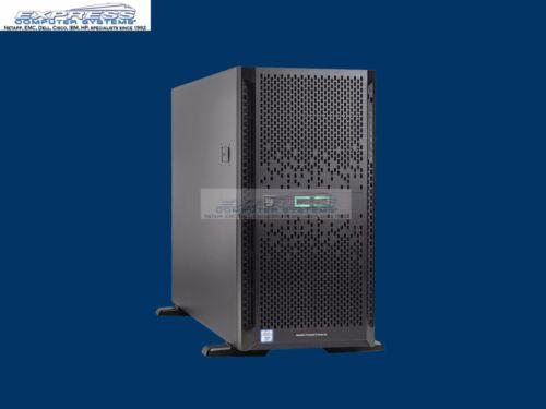 """Hpe Proliant Ml350 G9 E5-2620v4 2.1ghz 8-core 8gb 8x 3.5"""" 875708-s01"""