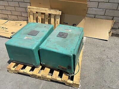 Cummins Onan 7000 Watt Generator 120240 Volt Runs Great