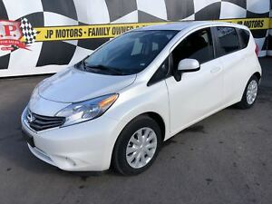 2014 Nissan Versa Note S, Automatic, Bluetooth, 48,000km