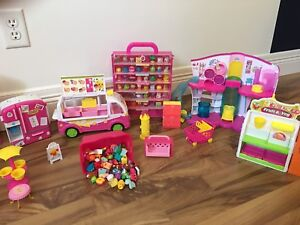 For Sale: Shopkins Collection