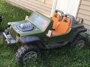 Power Wheels Jeep Hurricane