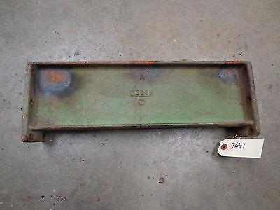 John Deere Unstyled B Radiator Side B396r 3