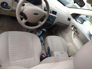 2006 Ford Focus Sedan SE selling as is