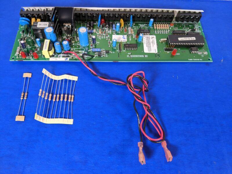NEW ORIGINAL NX-848 Interlogix Networx Control Main Motherboard Hard Wired