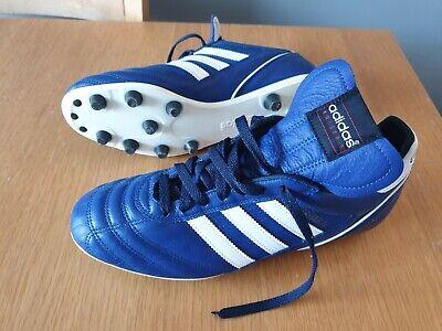 Blue Adidas Kaiser 5, Uk 9