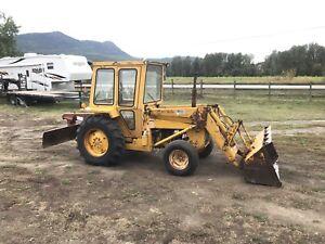 Massey Ferguson 40 diesel loader tractor