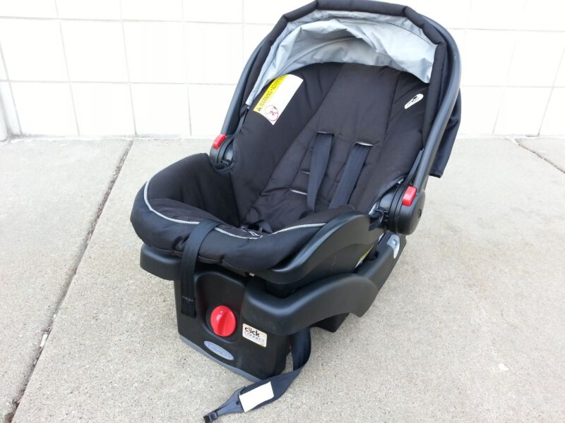 SnugRide Click Connect 35 Infant Car Seat Pattern: Onix