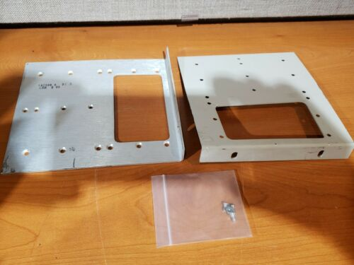 National Instruments SCXI-1370 Rack Mount Kit w/ Hardware for SCXI-1001 Chassis