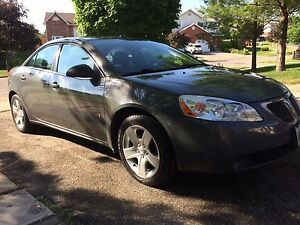 2008 Pontiac G6 serviced at GM dealer