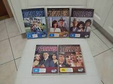 Dallas - Tv Series, Seasons 1-6 Glenwood Blacktown Area Preview