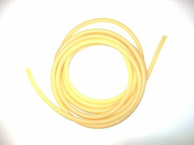 10 Feet 116 I.d X 132 W X 18 O.d Surgical Latex Rubber Tubing Amber