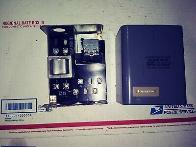 Honeywell R845a 1030 Switching Relay - Boiler Circulator Pump Zone