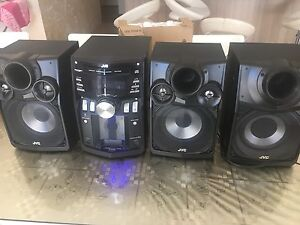 Jvc compact component system Waikiki Rockingham Area Preview