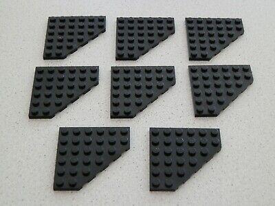 Lego Platte rund 6x6 new Grau 2171