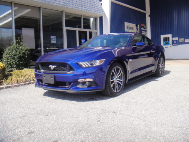 Image 1 of Ford: Mustang GT Blue…