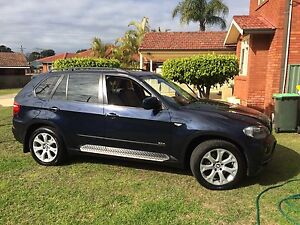 BMW X5 TURBO DIESEL 7 SEATER 2007 NOT DAMAGED Greenacre Bankstown Area Preview