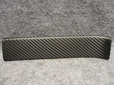 2000-2002 Audi S4 Sdan LH Dashboard Trim Moulding 8D1853189A w/Carbon Wrap 27424