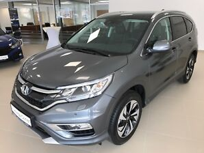CR-V 1.6i DTEC 4WD Executive Sensingpaket