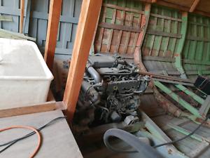Yanmah inbord motor 120 hp turbo for sale