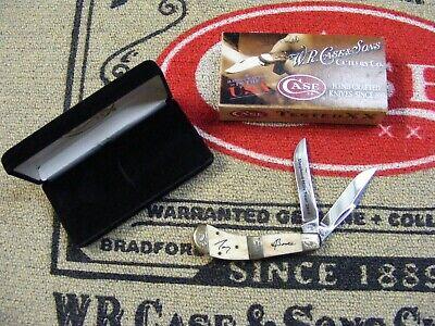case xx tony bose saddlehorn 2 blade pocket knife un used