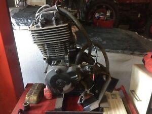 Xt/tt 600 engine