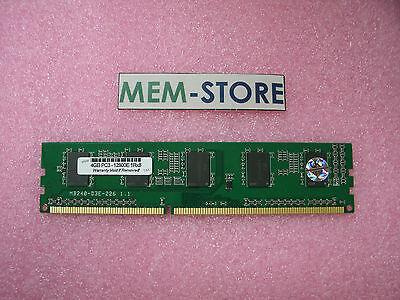 A2Z48AA 4GB 240pin PC3-12800 DDR3 1600MHz ECC UDIMM Memory HP Z420 Z620 Z820 for sale  Shipping to India