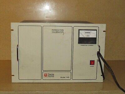 Thermo Environmental 145 Flow Permeation Calibrator Analyzer