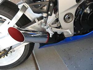 Suzuki SV650 exhaust pipe 2003 - 2009 New Extremeblaster XBSS Fixed Baffle