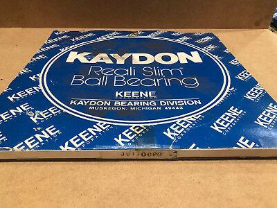 Kaydon Ju110cp0 Open Reali Slim Bearing Type C Radial Contact