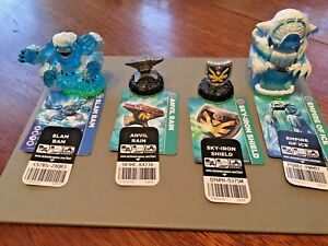 Skylanders Spyro's - EMPIRE OF ICE'' Complete Set with cards & Codes, no Box