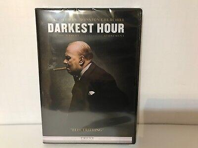 Darkest Hour  Dvd  2018  Brand New  History  War  Gary Oldman  Free Ship In Usa