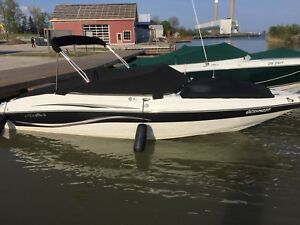 2011 Bowrider boat with 2012 trailer Best Offer