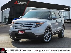 2014 FORD EXPLORER LTD