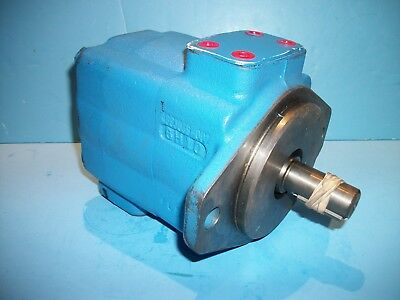 Vickers 25v14a 1a22r Hydraulic Vane Pump Eaton 02-137110-1