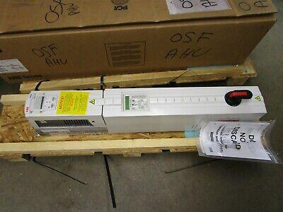 ABB ACH550-VCR-012A-2+F267 VFD 3HP 208-240V 12A Vert Cir Brkr E-Clipse New