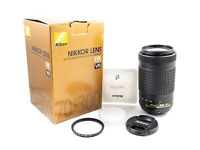 Nikon Nikkor AF-P DX 70-300mm F/4.5-6.3 VR ED G Lens
