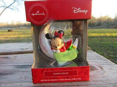 Hallmark Disney Mickey Mouse Baby First Christmas 2020 Ornament Decoration