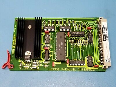 Berthold Lb3958 Parallel Interface Board